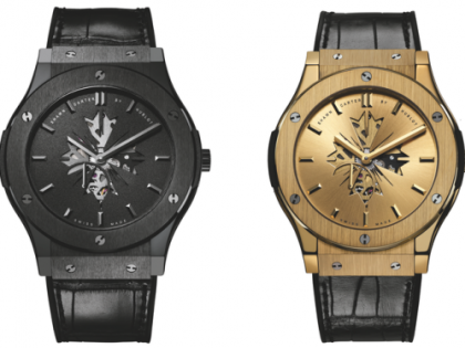 "Fashion | Jay Z x HUBLOT  ""Shawn Carter Watch"""