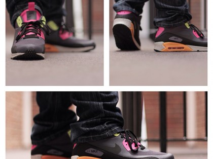 #OFT | 31.01.2014 Nike Air Max 90 Sneakerboot