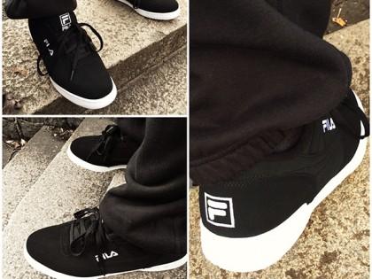 #OFT   On Feet Today 24.01.2014 Fila O'Fitness